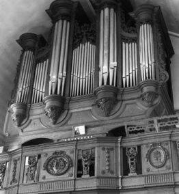 De klank van Pereboom & Leijser-orgels