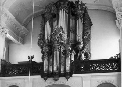 Het Garrels-orgel van de Oud-Katholieke Kerk in Den Haag