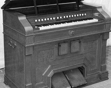 César Franck en het harmonium