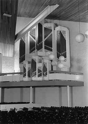 Orgelbouw na 2000