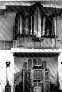 Orgelbouwnieuws: Enumatil, Gereformeerde Kerk (vrijgemaakt)