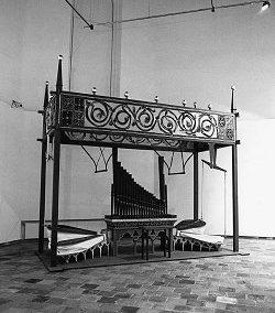 Een nieuw middeleeuws orgel