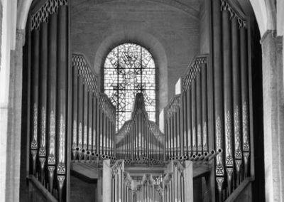 Het orgel van de Nicolaïkerk te Utrecht
