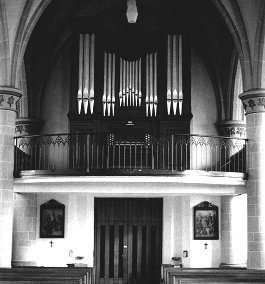 Orgelbouwnieuws: Neuenhaus (Duitsland), Katholische Kirche