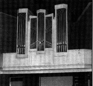Orgelbouwnieuws: Nunspeet, Christelijke Gereformeerde Oenenburgkerk