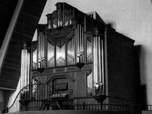 Orgelbouwnieuws: Rotterdam, Hervormde Maranathakerk