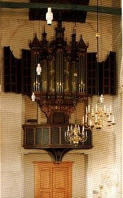 Orgelbouwnieuws: Wijk bij Duurstede, Hervormde Kerk