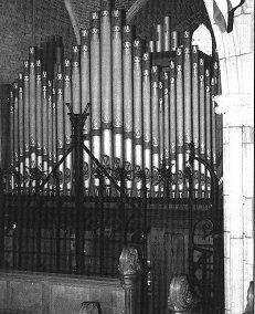 Orgelbouwnieuws: Antwerpen, Saint Boniface's Church
