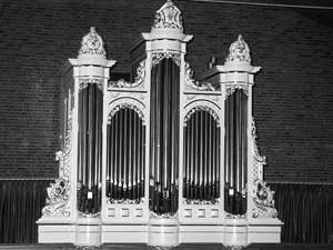Orgelbouwnieuws: Garijp, Gereformeerde Kerk