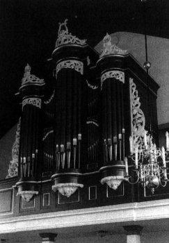 Orgelbouwnieuws: Gouderak, Oud Gereformeerde Gemeente