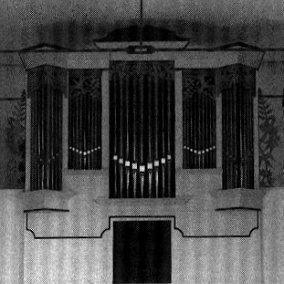 Orgelbouwnieuws: 's-Gravenzande, Evangelische Unie