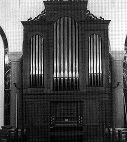 Orgelbouwnieuws: Hunteburg (Duitsland), Dreifaltigkeitskirche