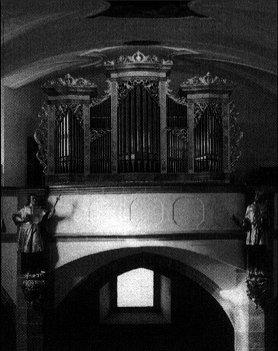 Orgelbouwnieuws: Naarn (Oostenrijk), Katholische Pfarrkirche St.-Michael