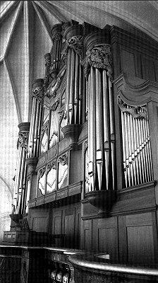 Orgelbouwnieuws: Stockholm (Zweden), Katarinakerk