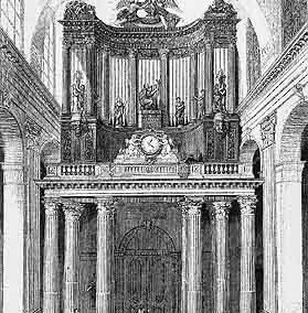 Bach in Frankrijk rond 1900