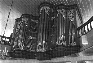 Orgelbouwnieuws: Tonstad (Noorwegen), Tonstad Kyrkje