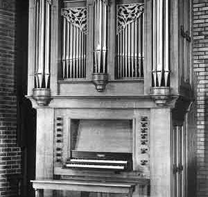 Orgelbouwnieuws: Vroomshoop, Gereformeerde Kerk (vrijgemaakt)