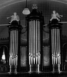 Orgelbouwnieuws: Warstiens, Hervormde Kerk