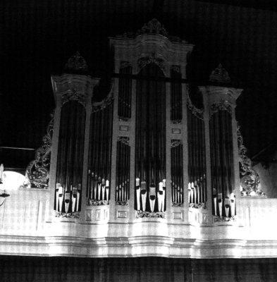 Orgelbouwnieuws: Wartena, Hervormde Kerk