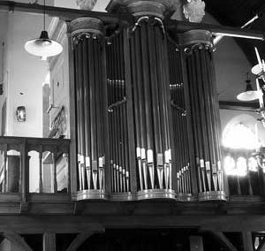 Orgelbouwnieuws: Wijnbergen, St.-Martinuskerk