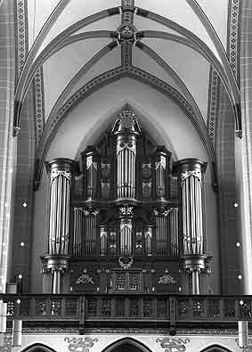 Bach in Nederland rond 1900