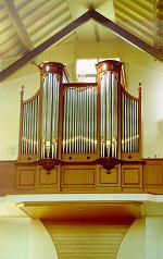 Orgelbouwnieuws: Leerdam, Gereformeerde Gemeente