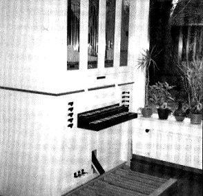 Orgelbouwnieuws: Huisorgel Hans van Gelder Barendrecht