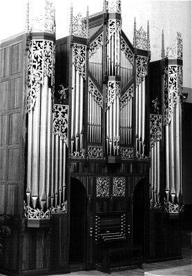 Recente orgelbouw in Italië