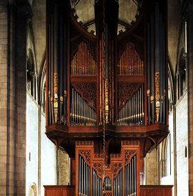 Het Engelse kathedraalorgel in de 20ste eeuw