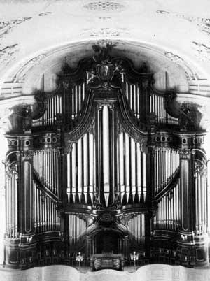Hamburg St. Michaelis Walcker 1912