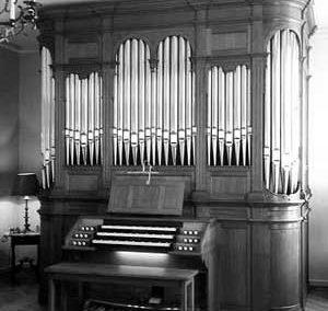 Orgelbouwnieuws: Huisorgel Ben van Oosten