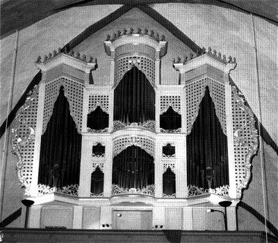 Kristian Wegscheider restaureert Friese-orgel in Zettemin