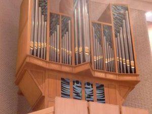 Orgelbouwnieuws: Houten, Eskol-kerk, Gereformeerde Gemeente
