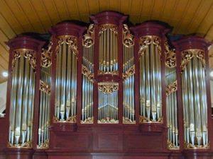 Het Mense Ruiter-orgel in de Hervormde Kerk te Enter