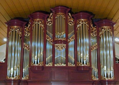 Enter Hervormde kerk. Foto: Albert Valstar