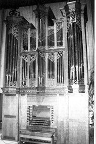 Orgelbouwnieuws: Hoogvliet, Antwoordkerk