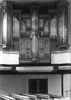Orgelbouwnieuws: Krimpen aan den IJssel, Sebakerk (Gereformeerde Gemeente)