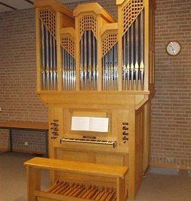 Orgelbouwnieuws: Middelburg-Centrum, Gereformeerde Gemeente