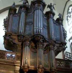 Orgelbouwnieuws: St.-Oedenrode, St.-Martinuskerk