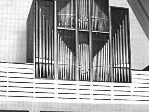 De orgelmaker Albert de Graaf