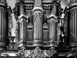 Het orgel als iconografisch en allegorisch fenomeen