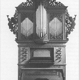 Orgelbouwnieuws: Groningen, huisorgel