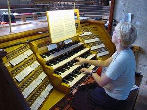 (Orgel)cultuur in Roemenië