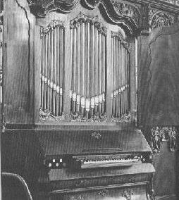 Orgelbouwnieuws: Naarden, Grote Kerk, kabinetorgel