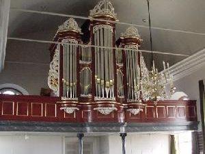 Orgelbouwnieuws: Nijega, Hervormde Kerk
