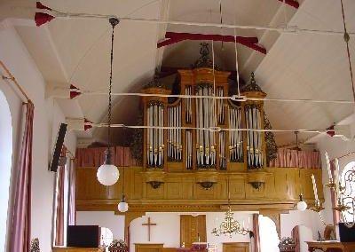 Orgelbouwnieuws: Oppenhuizen, Hervormde Kerk