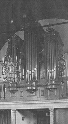 Orgelbouwnieuws: Roderwolde Hervormde kerk
