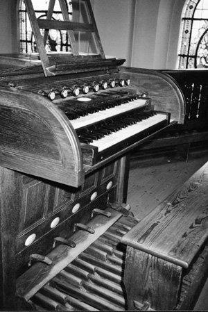 Petrus Stevens-Vermeersch: Vlaams orgelbouwer aan de periferie van de romantiek
