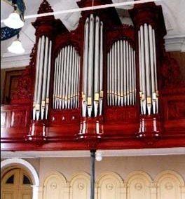 Orgelbouwnieuws: Terband, Hervormde Kerk