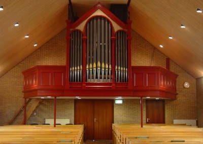 Orgelbouwnieuws: Aalst, Gereformeerde Gemeente